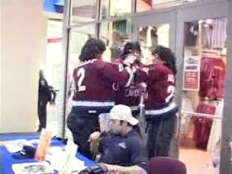 Ohio Center for Broadcasting - Cleveland Campus - Lake Erie Monsters Video