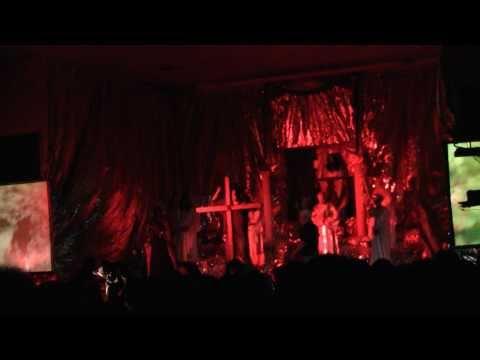 Satanic Church Service (REAL!!)