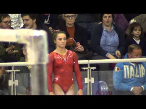 Lexie Priessman (USA) 2013 Jesolo - EF VT 1