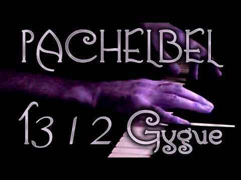 Johann PACHELBEL: Gyque in F# minor, T312