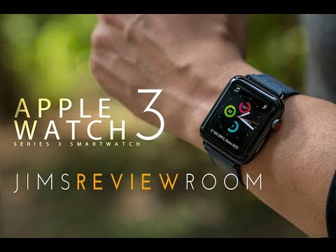 APPLE WATCH Series 3 LTE - Great with your iPhone! - REVIEW