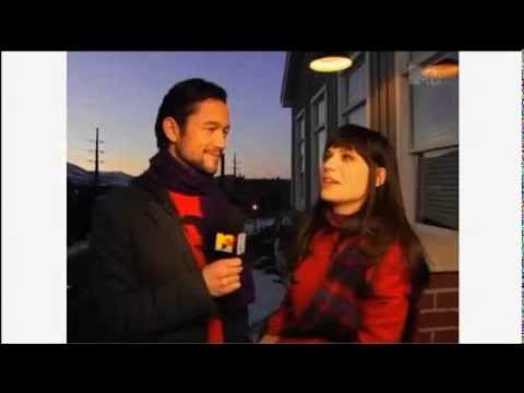 Interview with Joseph Gordon Levitt and Zooey Deschanel on ROMANCE