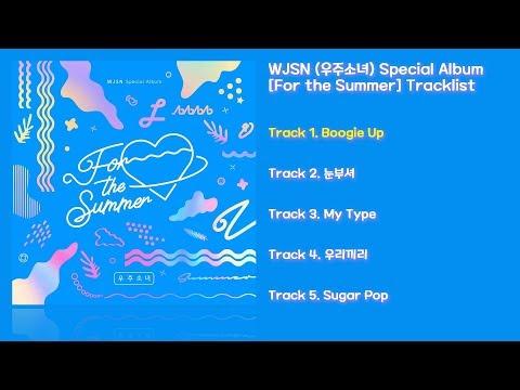 Download 전곡 듣기/Full Album WJSN우주소녀 Special Album For the Summer Mp4 baru