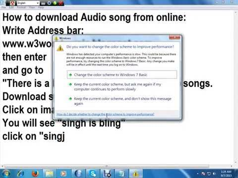 system mp3 download