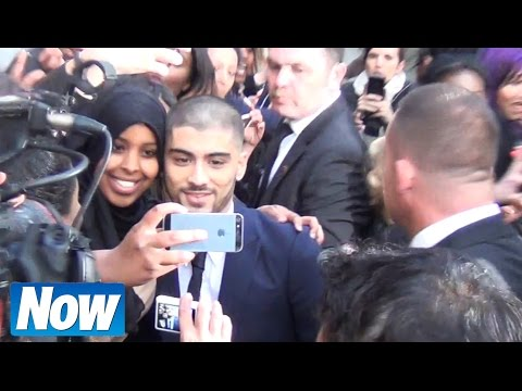 Zayn Malik's First Appearance Since Quitting One Direction video