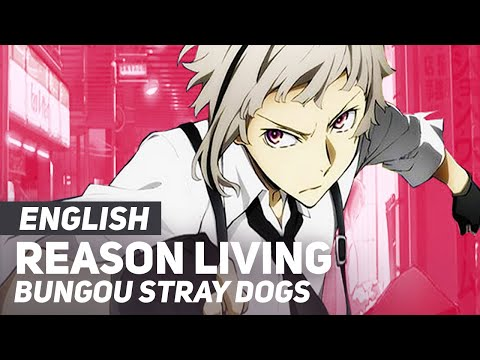 """Bungou Stray Dogs 2 OP - """"Reason Living""""   ENGLISH ver   AmaLee"""