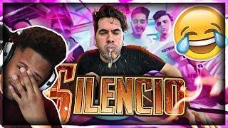 ¡SILENCIO 6! Reaccion - AFRiTo