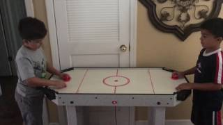Air Hockey Fun | Julian Vera