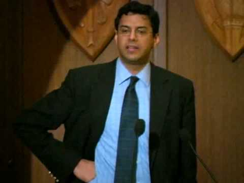 An evening with Dr. Atul Gawande