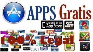 Como descargar Apps del Appstore GRATIS y 100% LEGAL 13:18