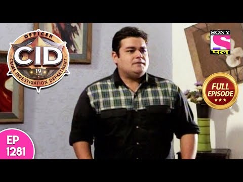 CID   सी आ डी   Episode 1281   16th  March , 2018 thumbnail