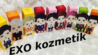 [Alışveriş] Nature Republic EXO dudak balmı / EXO lip balm