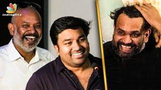 Premji Surely Copies Illayaraja : Shiva Funny Speech | R.K.Nagar Audio Launch | Venkat Prabhu