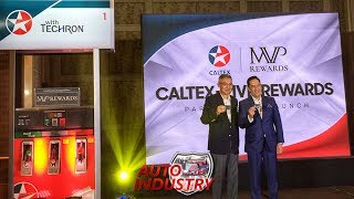Motoring Today : Industry News I Caltex Partners with MVP Rewards