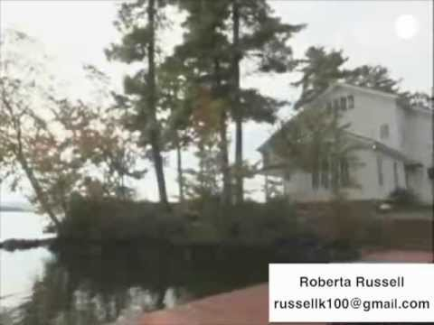 Healthy Family Compound For Sale on Lake Winnipesaukee waterfront in Meredith NH
