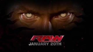Batista returns to Raw on Jan. 20, 2014