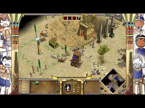 Let's Play Age of Mythology #043 - Beweg dich, du STÜCK!