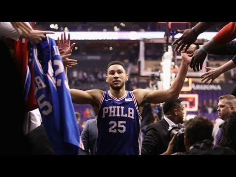 Ben Simmons: INSANE Rookie Highlights Compilation