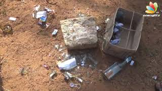 Violence Between Police & Villagers near Sivagangai | Attack