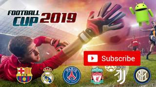 Football Cup 2019 Android Game gameplay download