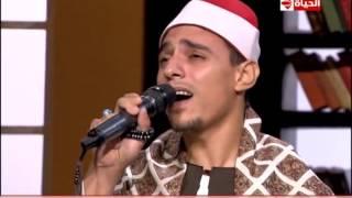 بوضوح - المنشد الديني محمد السوهاجي ... وإبتهال