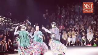 Kenzo x H&M = 'X' factor: H&M unveils striking collabo with Kenzo