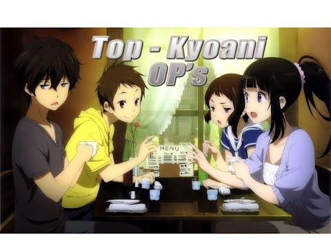 -Top~24- Kyoto Animation Openings