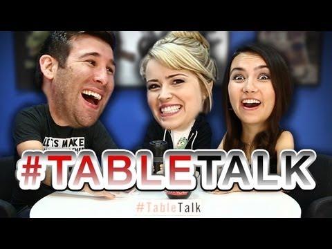 Dance Through the Pain on #TableTalk!