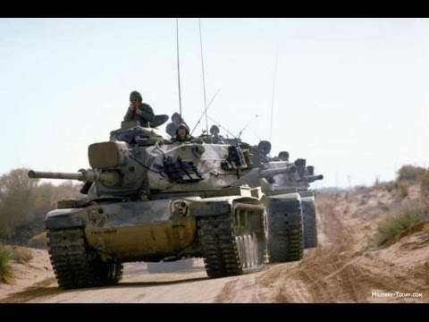 M-60 Patton Tank (documentary)