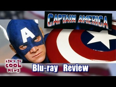 Captain America (1990) Blu-ray Review