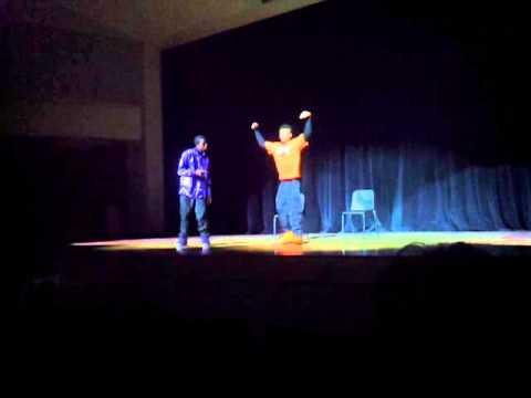 Chris Brown- Run it (dance performance)
