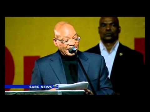 Militancy without discipline amounts to anarchy - Zuma advises ANCYL