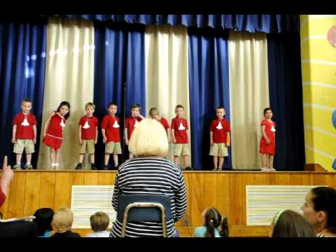 Village Schoolhouse Year End Show - Part 4 (jordan)