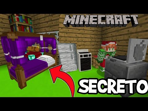 Como Hacer Una COMPUTADORA, Camas SECRETAS Y Mas en Minecraft Tutorial! - Xbox One/Pocket Edition