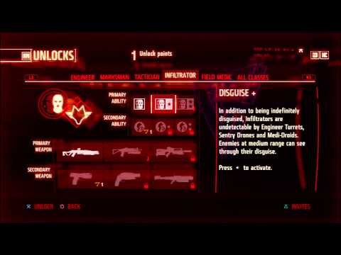 Killzone 3 Gameplay Class Guide     Class Setups. Abilities. Weapons and Roles