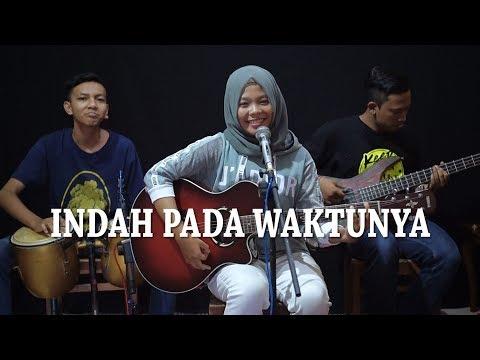 download lagu Dewi Persik - Indah Pada Waktunya Cover by Ferachocolatos ft. Gilang & Bala gratis