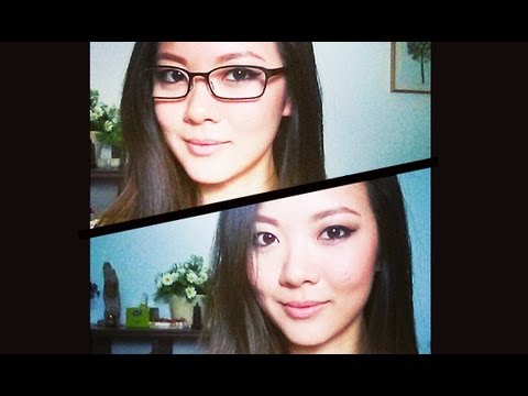 Makeup For Glasses gr
