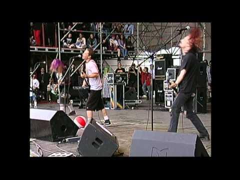 Nailbomb - Cockroaches Live HD