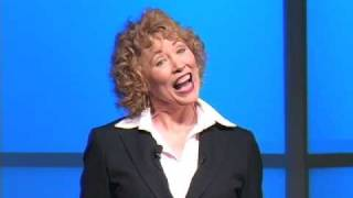 FUNNY stress management techniques by TEDx Speaker Karyn Buxman