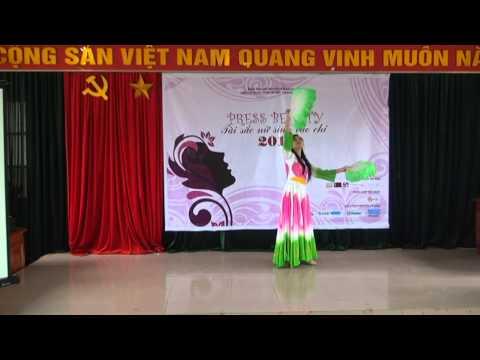 [PB2013] - Sơ khảo - Trần Thu Thủy  - Múa Đơn Người Về Thăm Quê.mpg