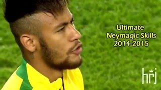 Neymar Jr ● Ultimate Neymagic Skills 2014/2015 | HD