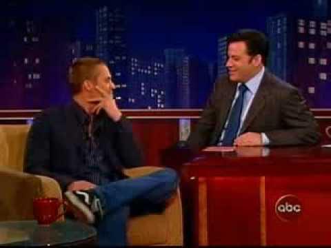 Paul Walker on Jimmy Kimmel Live! in 2006 (Pt. 1/3)