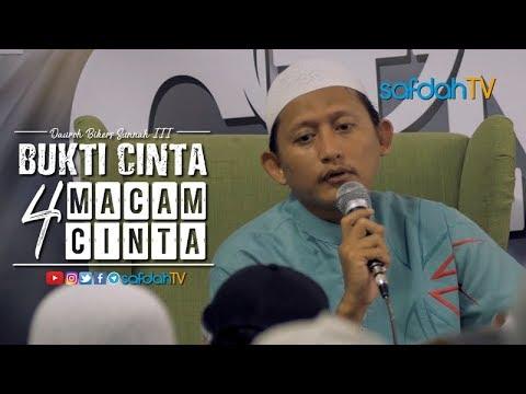 Dauroh Bikers Sunnah III Bukti Cinta (Sesi 02): 4 Macam Cinta - Ustadz Badru Salam, Lc