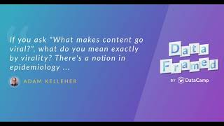 #11 Data Science at BuzzFeed and the Digital Media Landscape (with Adam Kelleher)