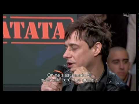 The Kills HD 2008 ParisTaratata Show Tv