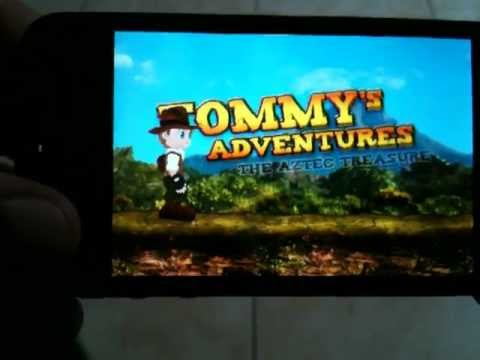Tommy Aztec Adventure - Unity 3D