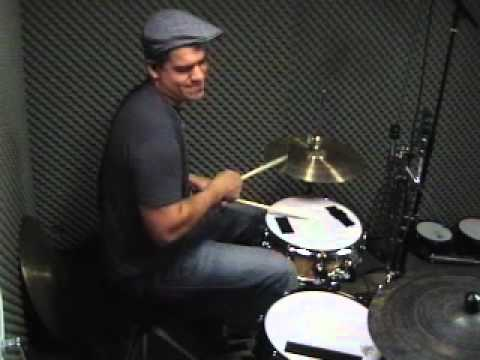 James Brown - Funky Drummer - James Murphy - Drum Cover