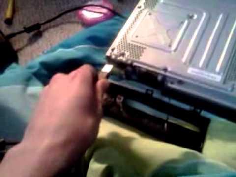 Xbox 360 slim - No power/Button beeps FIX!