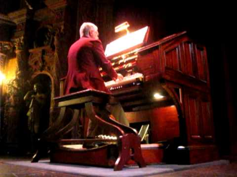 Bob Courtney , Tampa Theatre Organist, Wurlitzer Theatre Organ