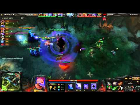 LGD.int vs Adidas, WPC-ACE League, Week 4 Day 2, Game 2